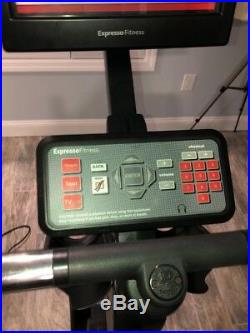 2017 Bicycle Cycling Fitness Expresso Interactive Upright Exercise Bike S2u