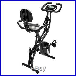 3-in-1 Folding Upright Bike for Indoor Exercise