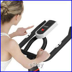 Adjustable Exercise Bike Home Gym Stationary Cycling Multipurpose Indoor Fitness