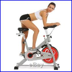 Ancheer Ultra-quiet Cycling Bike Health Fitness Belt Drive Indoor Exercise Bike@