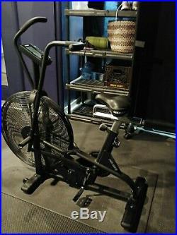 Assault Air Bike Trainer Cross Fit Workout Arms Legs Home Gym Digital