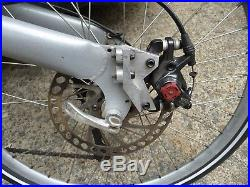 Awesome Rare BikeE RECUMBENT Model NX5.0 Size Reg BICYCLE with Bag