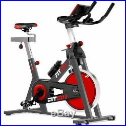 Bicicleta Spinning FITFIU Indoor ergonomica disco inercia 24kg Bicicleta estatic