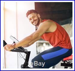Bicicleta estacionaria ejercicio cardio en casa para quemar gras y tonificar