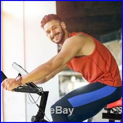 Bicycle Cycling Fitness Gym Exercise Stationary Bike Cardio Workout Home Indoors