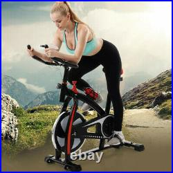 Bicycle Cycling Fitness Gym Exercise Stationary Bike Cardio Workout Home Use