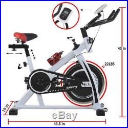 Bicycle Cycling Indoor Fitness Spin Stationary Bike Home Gym Workout Cardio