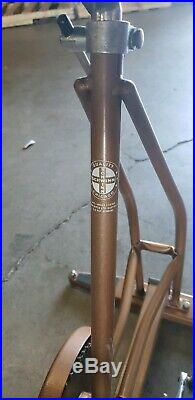 Collector's item! Vintage Gold Schwinn Airdyne Exercise Bike NEAR MINT