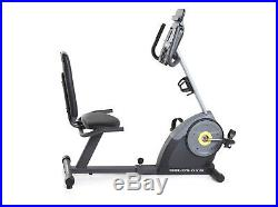 Cycle Trainer 400 Ri Recumbent Exercise Bike, Compatible with iFit Personal