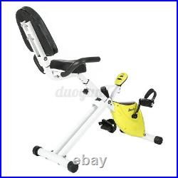 Doufit Adjustable Resistance Cycling Stationary Recumbent Exercise Bike Indoor