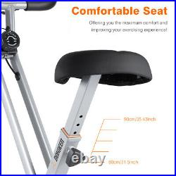 Exercise Bicycle Indoor Magnetic Bike Cycling Cardio Adjustable Home Gym Workout