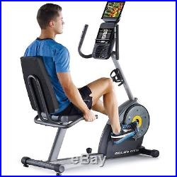Exercise Bike Cycle Stationary Trainer Fitness Indoor Cardio Cycling Golds Gym