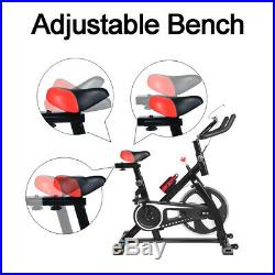Exercise Bike Cycling Indoor Health Fitness Cardio Bicycle Stationary Exercising