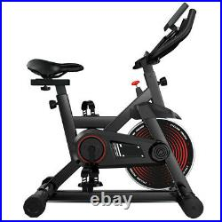 Exercise Bike Fitness Gym Indoor Cycling Stationary Bicycle Cardio Workout E