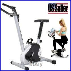 Exercise Bike Fitness Indoor Cycling Stationary Bicycle Cardio Workout
