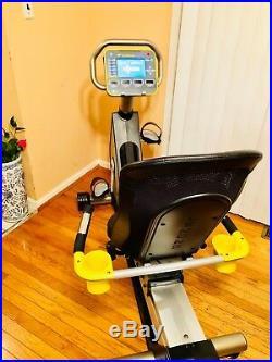 Exercise Bike-Greg LeMond G-Force RT with Sliding Tilt Seat Recumbent-PRISTINE