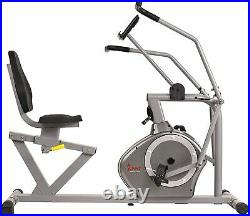 Exercise Bike Magnetic Recumbent Delivered in Apx 3-5 days to most locations