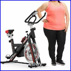 Exercise Bike Spinning Bike Cycle Stationary Indoor/Outdoor Fitness Equipment