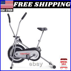 Exercise Fitness Cross Cycle Upright Bicycle Indoor Workout Home Gym Training