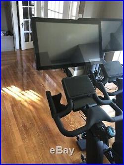 Flywheel Exercise Bike With Peloton Screen Generation