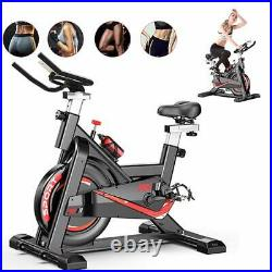 Fnova Exercise Bike, Indoor Cycling Bike, Studio Quality with Magnetic Resistance