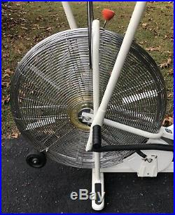 Good Cond Schwinn Airdyne Ad4 Dual Action Exercise Bike Pickup Only/no Ship