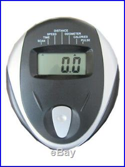 Gym Fitness Recumbent Bike Exercise Bike Silver FN98008B