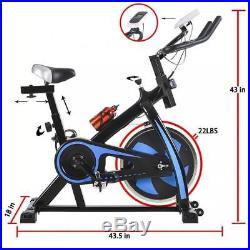HEWOLF PRO Health & Fitness Cycling Bike Cardio Exercise Home Indoor Bike