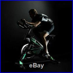 Heimtrainer Fahrrad Ultraflex 25kg Schwungrad, Home Indoor Cycle Fitness-Bike