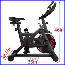 Indoor Cycling Bike Professional Exercise Cycle Bike Sport Bike With LCD Digital
