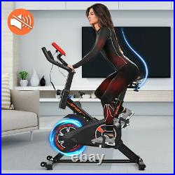 Indoor Cycling Exercise Bike Gym Training Fitness Stationary Bike Office Cardio