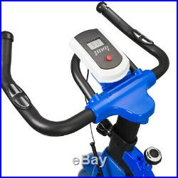Indoor Cycling Stationary 29lbs Flywheel Exercise Bikes with Articulating frame
