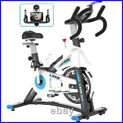 Indoor Exercise Bike Cycling Stationary Bike Fitness Gym Bike Cardio Workout New