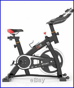 Indoor Exercise Bike Spinning Bike Indoor Fitness Equipment Weight-Loss Bike