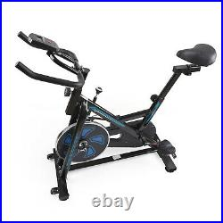 Indoor Exercise Bike Stationary Cardio Home Gym Workout Cycling Fitness Bicycle