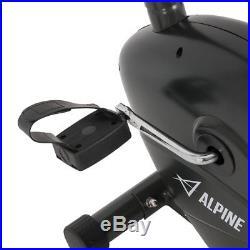 Indoor High Capacity Stationary Recumbent Bike Fitness Cardio Fitness Equipment