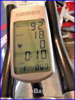 Keiser M3 Indoor Cycling Bike Refurbished