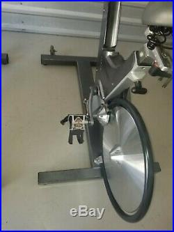 Keiser M3 Indoor Fitness Cycle Bike Exercise Bicycle with Monitor Smooth Cycling