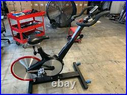 Keiser M3i Indoor Exercise Stationary Cycle Black with Free Floor Mat