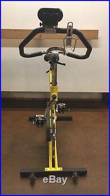 LeMond RevMaster Classic Commercial Indoor Exercise Bike with Wireless Meter