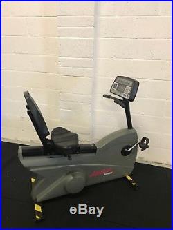 Life Fitness 9500hr Recumbent Exercise Bike
