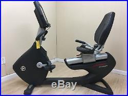 Life Fitness 95R Engage Recumbent Bike Cert. Preowned FREE LA Pickup