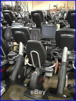 Life Fitness 95R Engage Recumbent bike Remanufactured