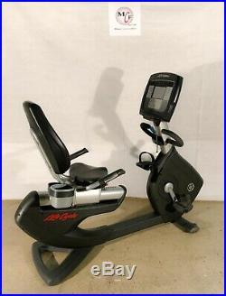 Life Fitness 95r Recumbent Exercise Bike BELOW MARKET PRICE