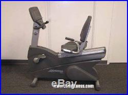 Life Fitness 95ri Recumbent Bike