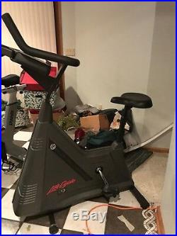 Life Fitness Bike