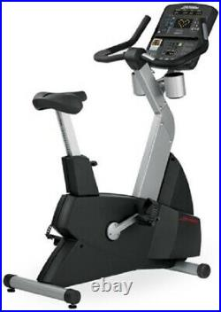 Life Fitness CLSC Integrity Series Upright Bike Fully Refurbished