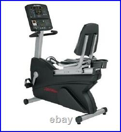 Life Fitness CLSR Integrity Series Recumbent Bike Fully Remanufactured
