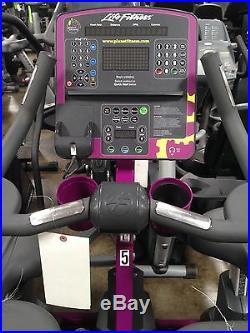 Life Fitness Integrity Upright Bike Refurbished
