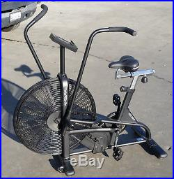 LifeCORE Assault Fitness AirBike Cardio Exercise Air Fan Bike